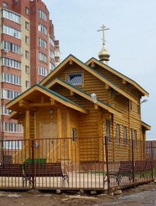 Михаило-Архангельский храм д. Путилково